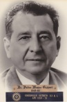 1948 Dr. Pedro Blanco Gasperi