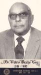 1981 Dr.Vinicio Bracho Vera.