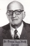 1982- Sr. George Kopp Breth.