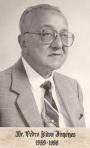 1989 Dr. Pedro Silva Jiménez