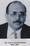 1998 Dr. Luis A. Soto Saturno