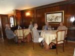 Treceava reunion. . 27 Septiembre (6)Ali, Zaqui Y Juian. Julio G. Maruja Moraes y G. Bentata.