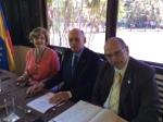 Presidente Rotary caracas: Ivan Badelll