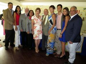 Familia Rossi con Familia Lanfranchi